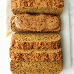 gluten free pumpkin banana bread