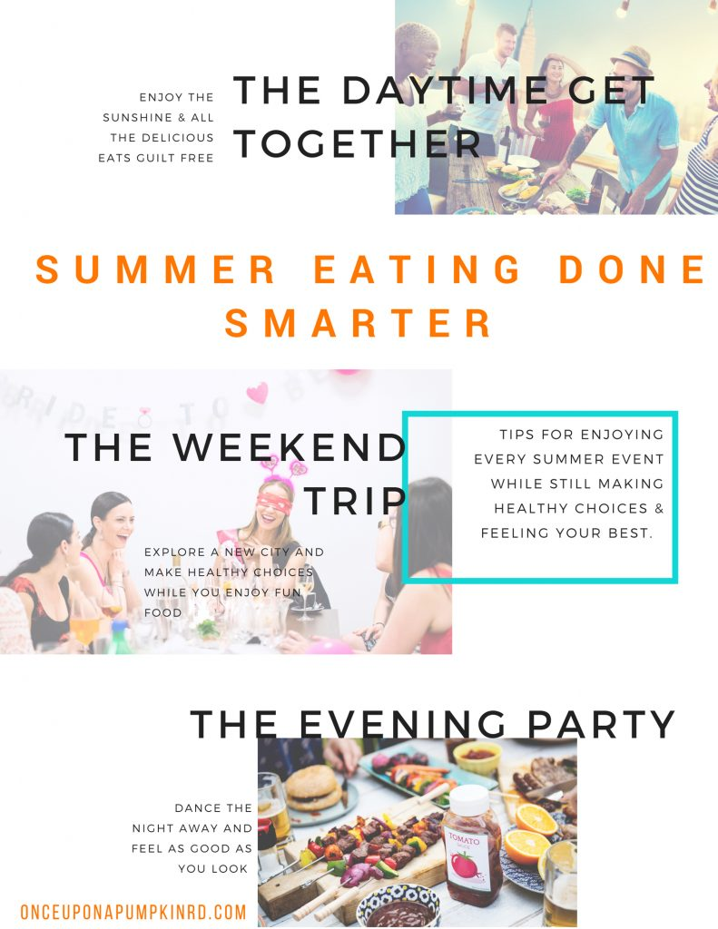 summer eating done smarter