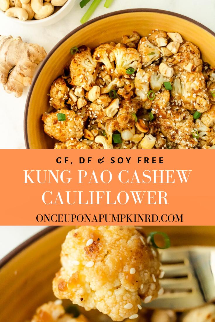 healthy cashew cauliflower