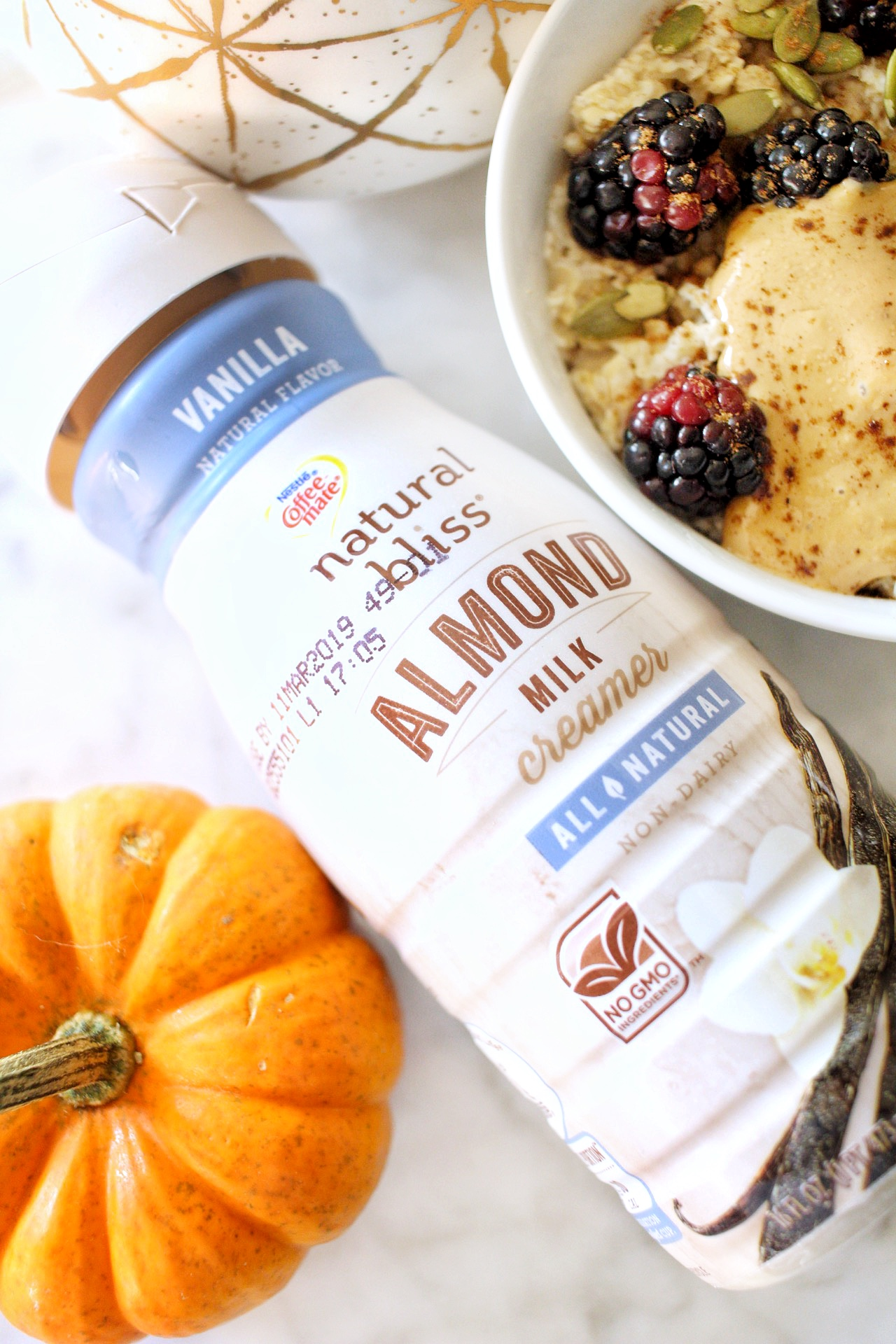 CoffeeMate Natural Bliss Creamer