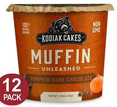 pumpkin spice mufffin