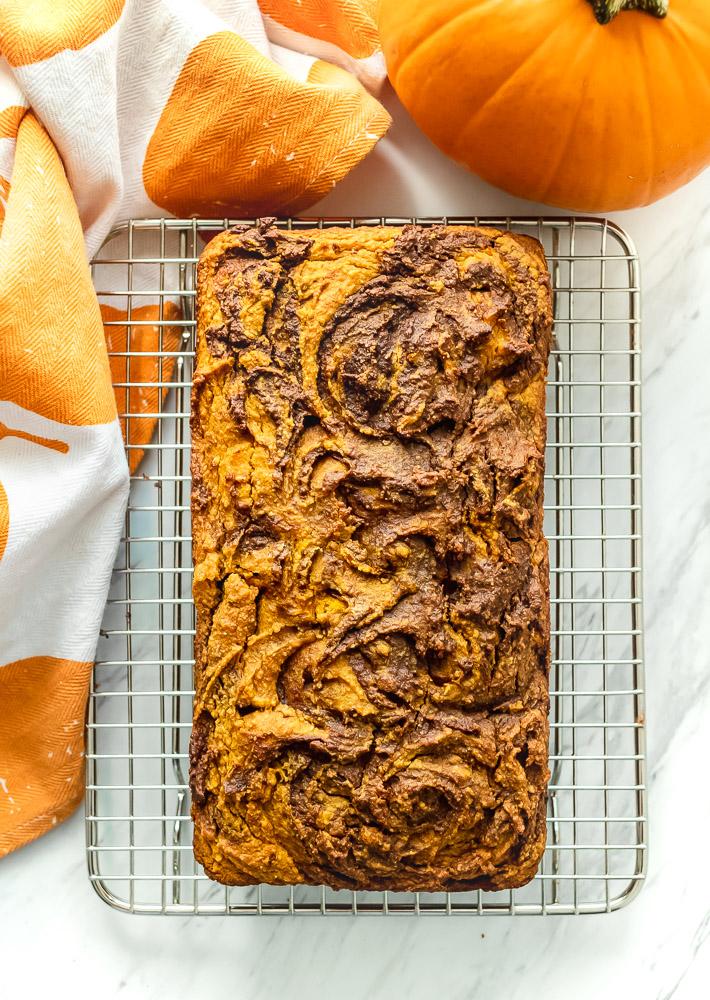 best paleo pumpkin bread