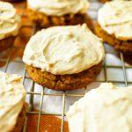 gluten and dairy free pumpkin cookies
