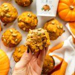 siggis pumpkin spice muffins