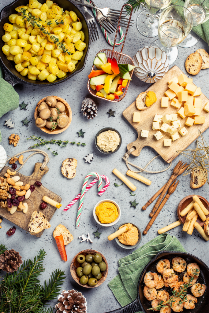 how to handle weight and food comments during the holidays