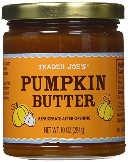 pumpkin butter swirl