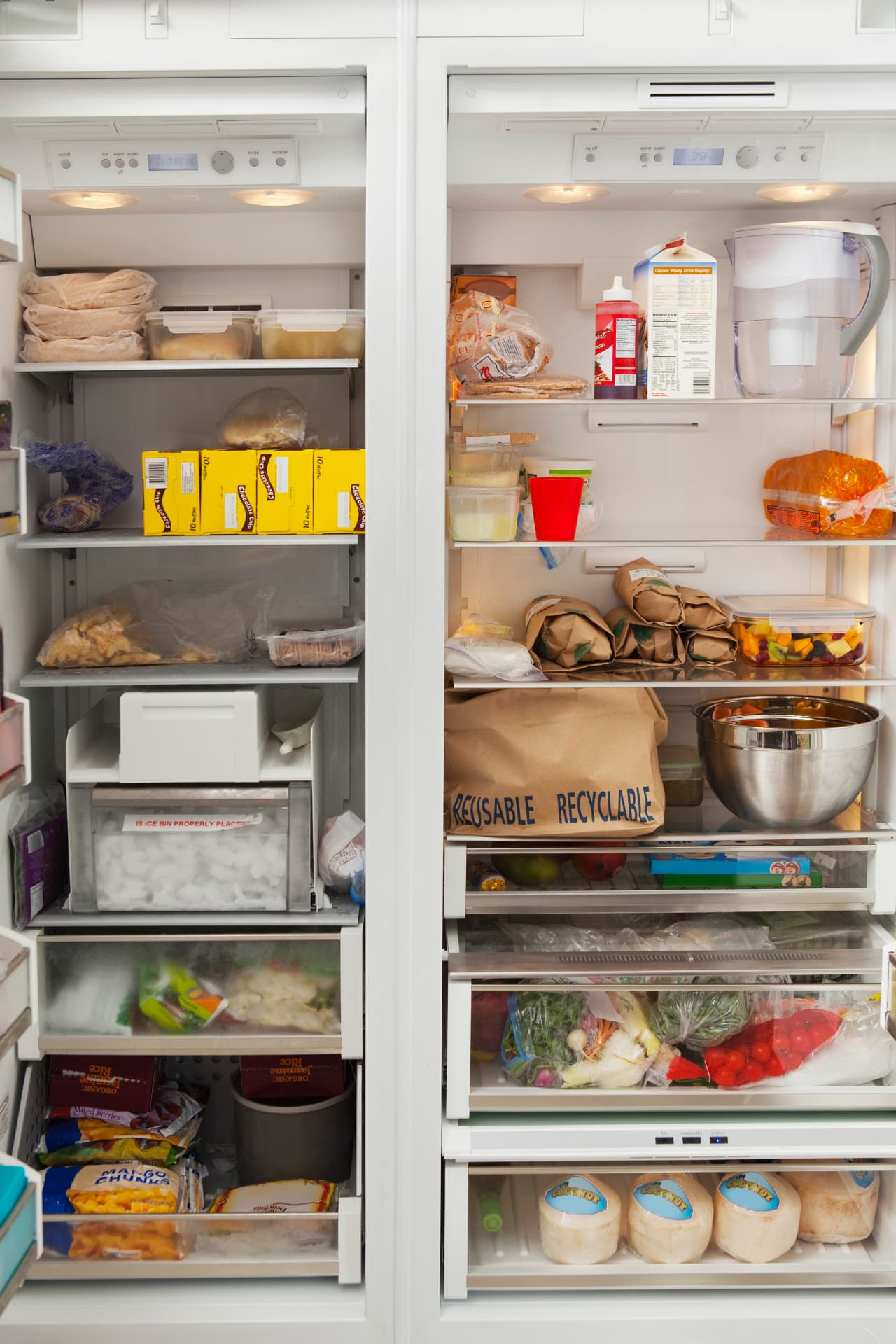 11 foods every millennial woman should have in the fridge