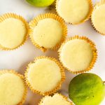 No Bake Key Lime Pie Cheesecakes