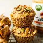 gluten and dairy free healthy breakfast muffins