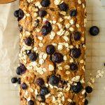 honey-oat-blueberry-banana-bread