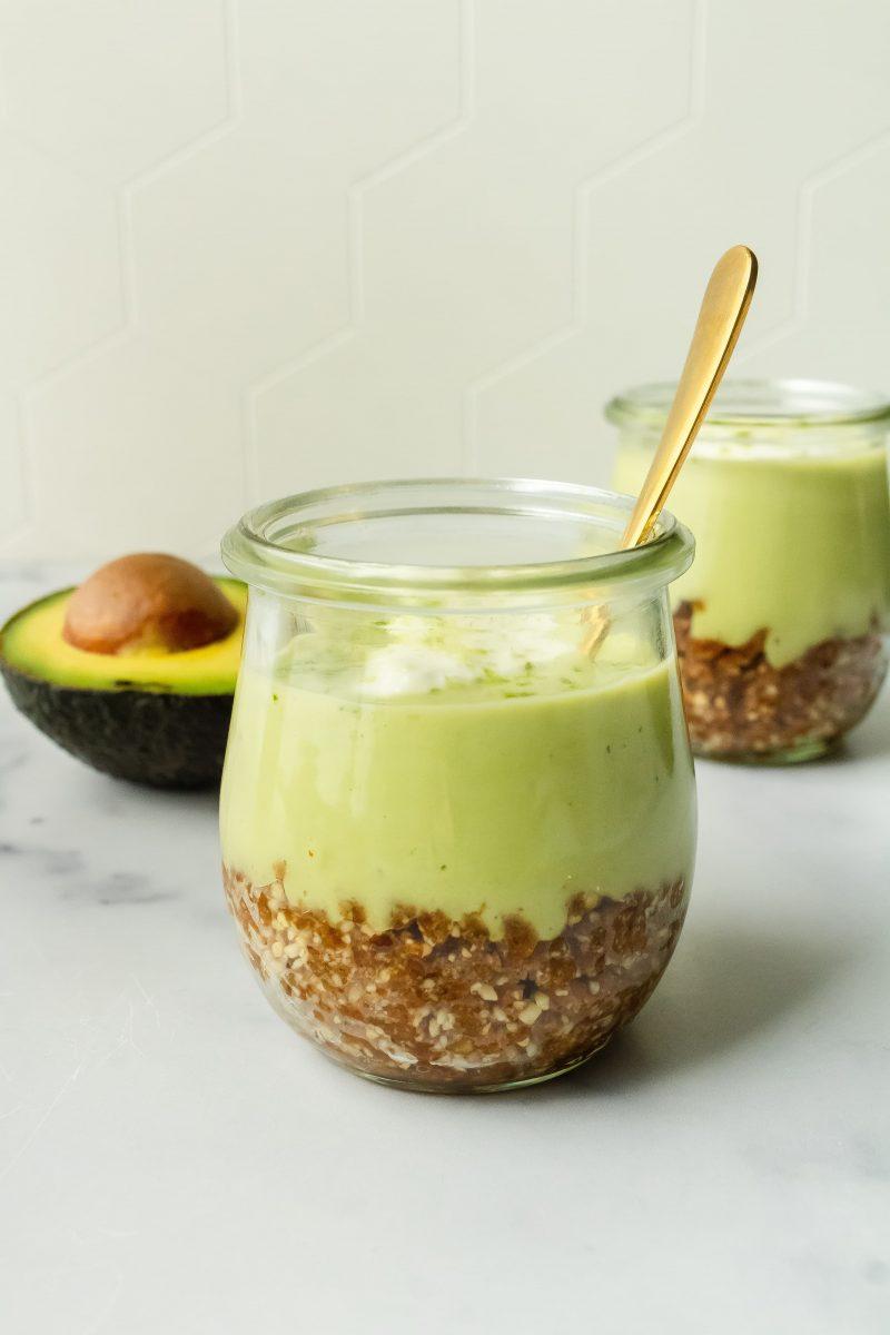 no-bake-avocado-key-lime-parfaits