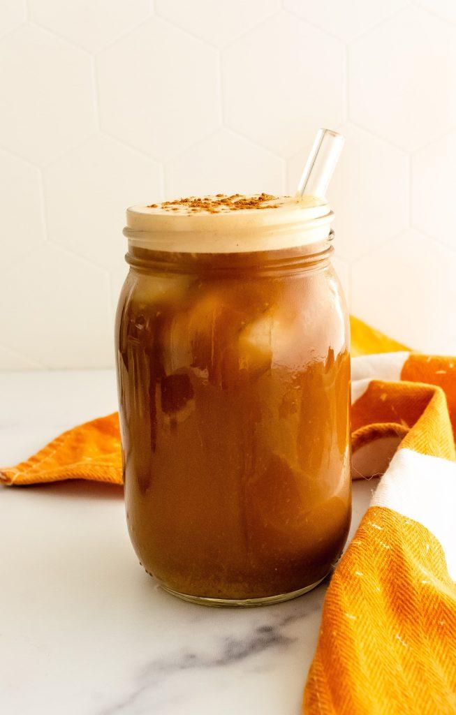 best homemade pumpkin coffee recipe
