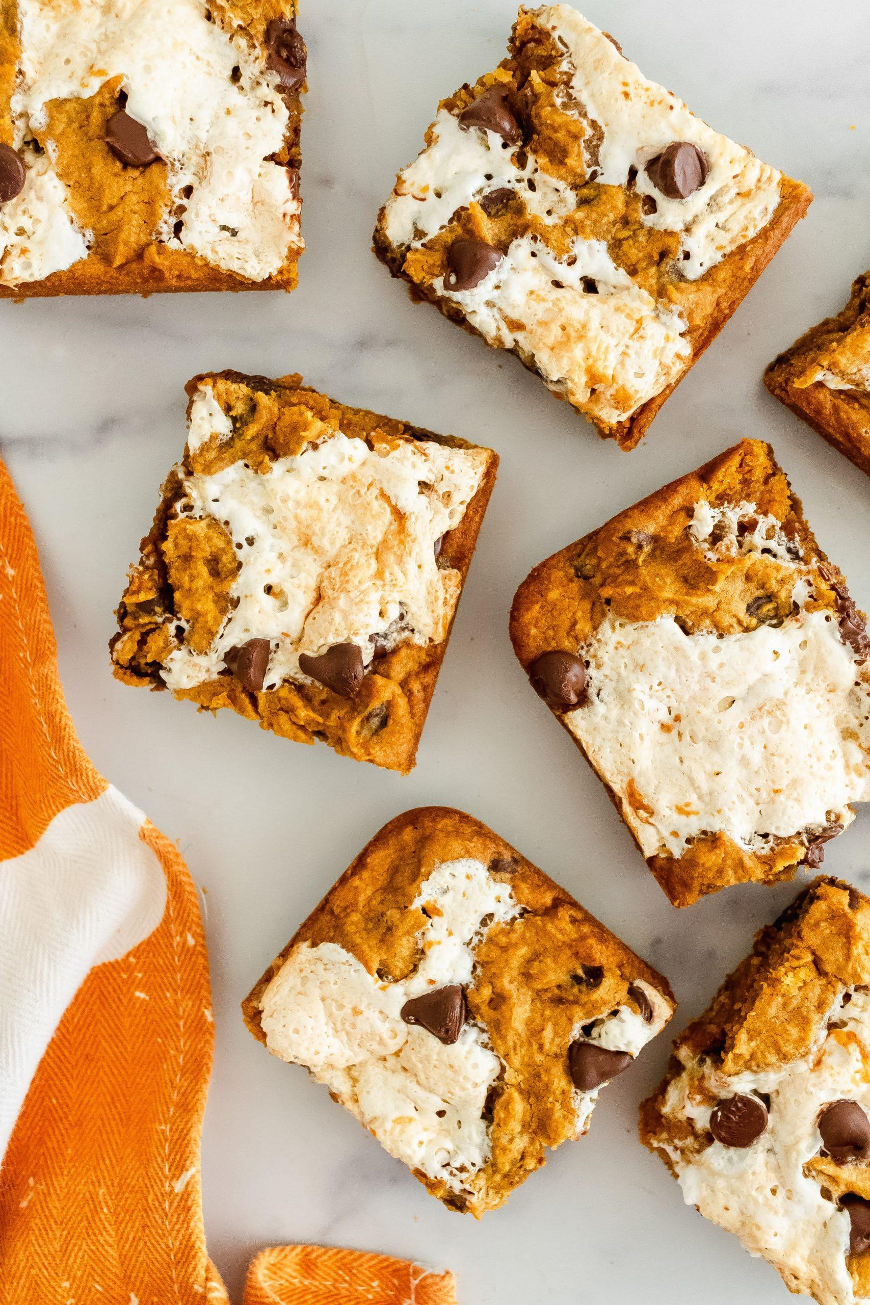 best-pumpkin-smore-bars