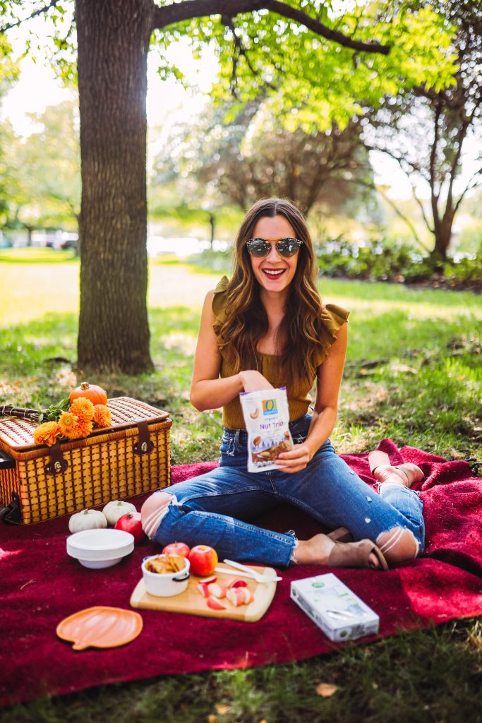 healthy fall picnic staples