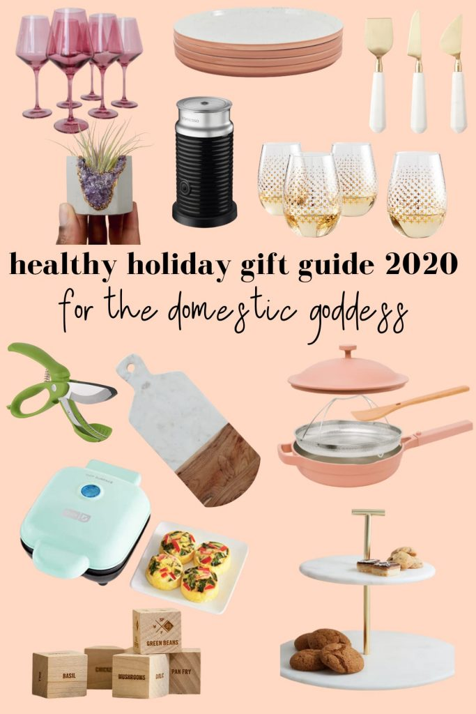 Holiday Gift Guide for the Domestic Goddess