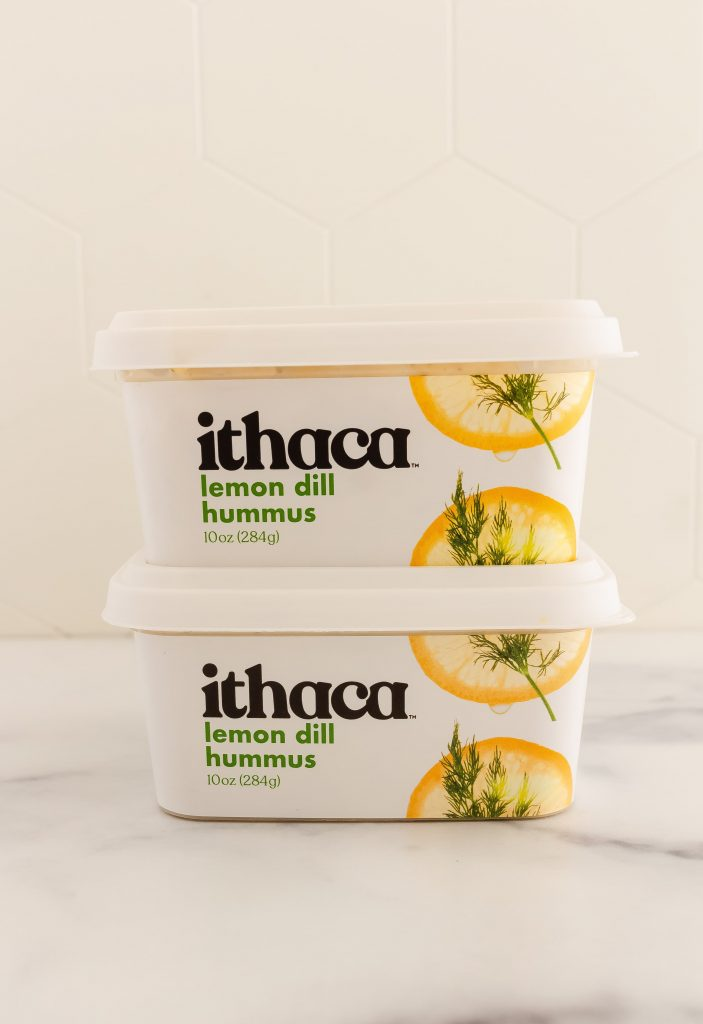 Ithaca Hummus Lemon Dill