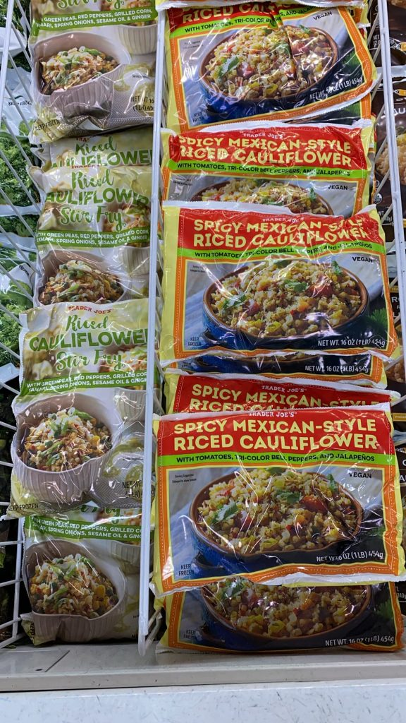 best healthy meals at Trader Joe's
