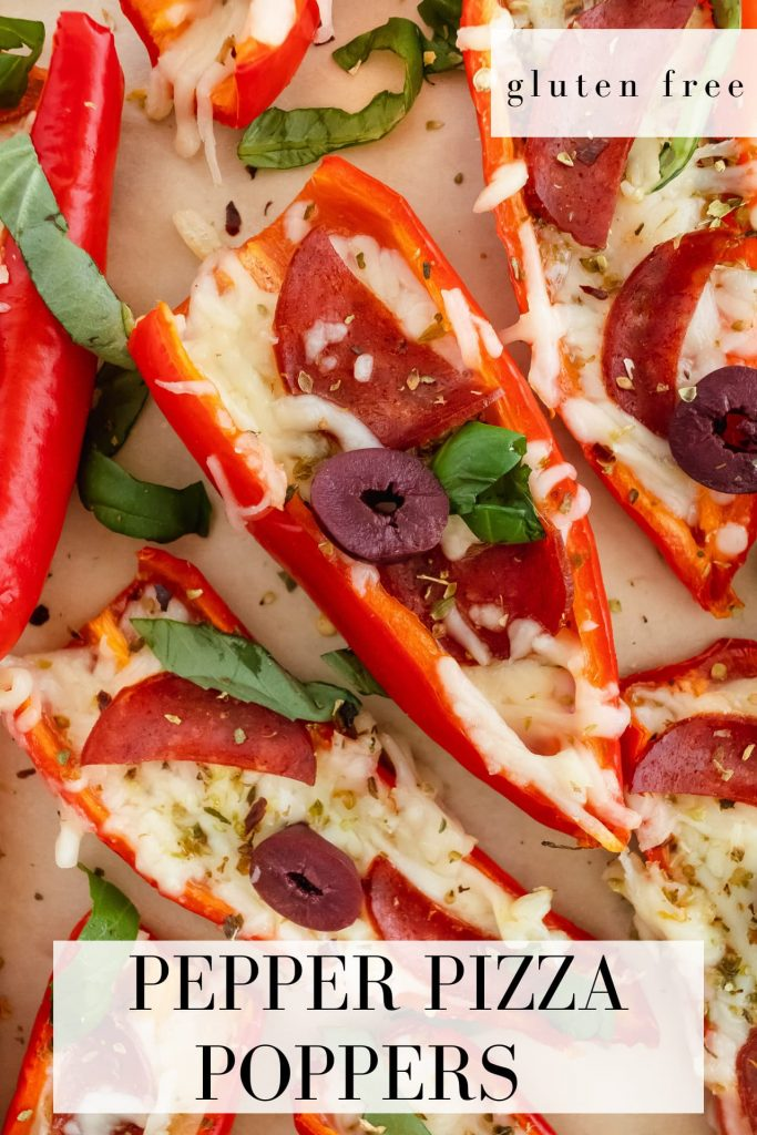 how to make pepper pizza poppers