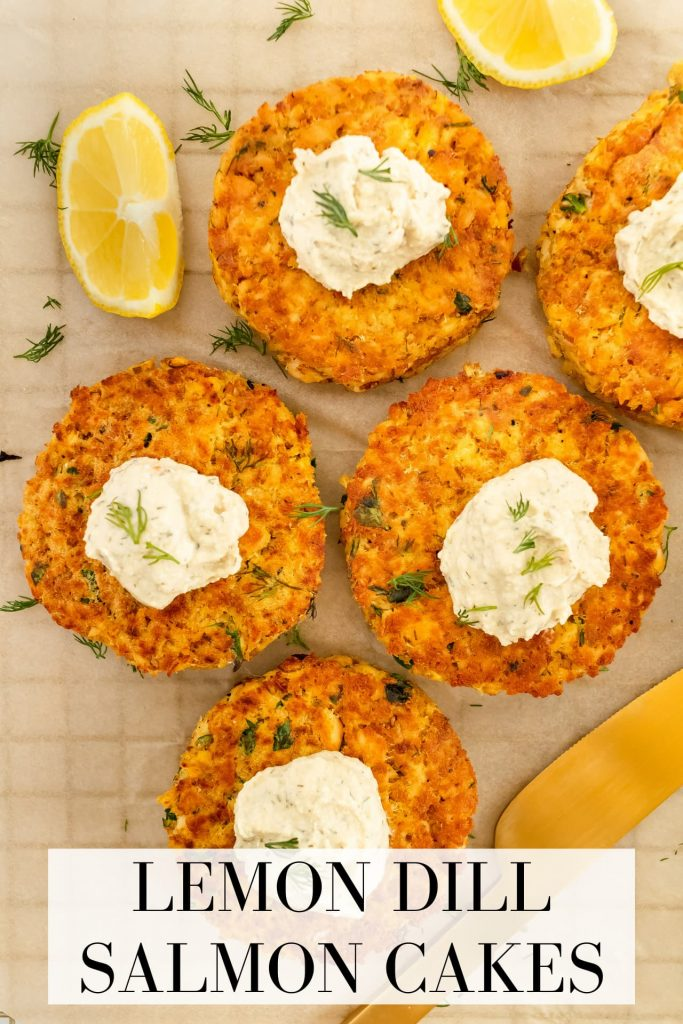 salmon cakes with canned salmon