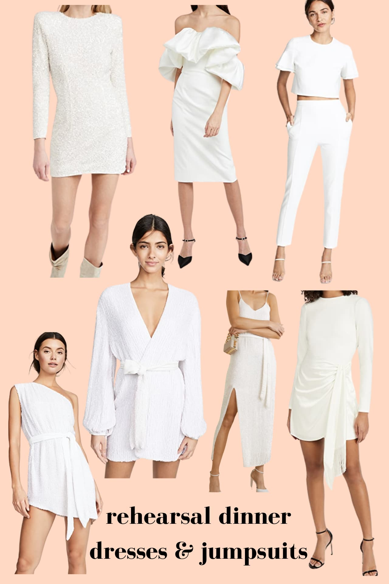 Rehearsal Dinner Dresses & Jumpsuits