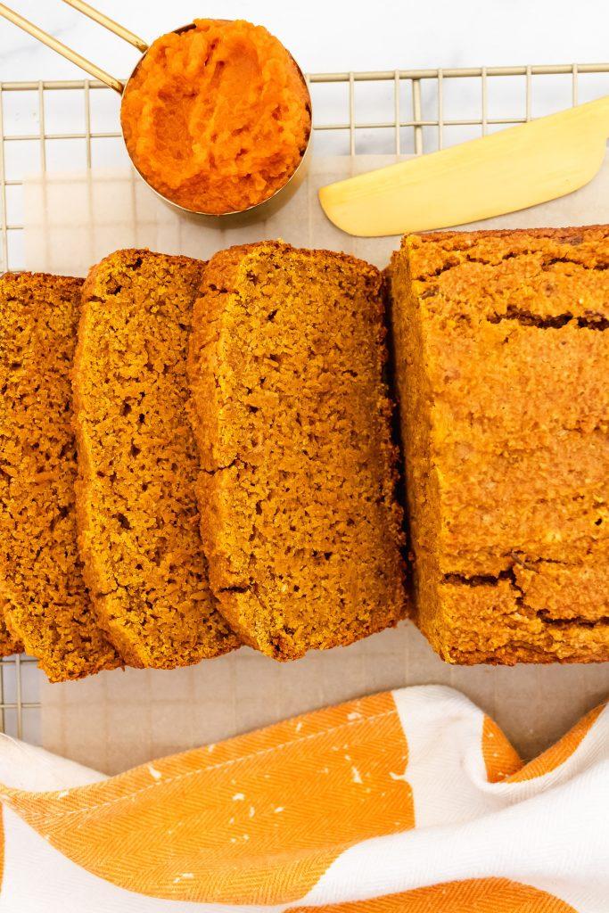 best healthy pumpkin bread