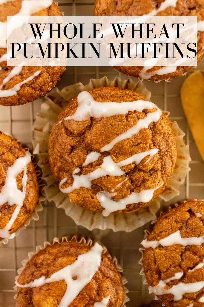 best whole wheat pumpkin muffins